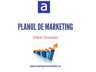 plan de marketing - ghid gratuit